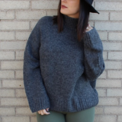 Comfy winter sweater